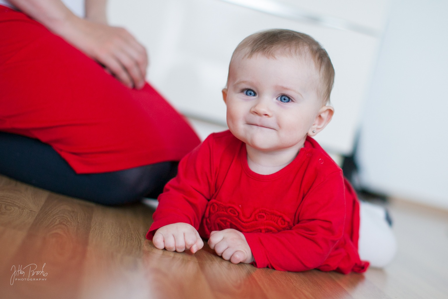 Julinka 6 měsíců
